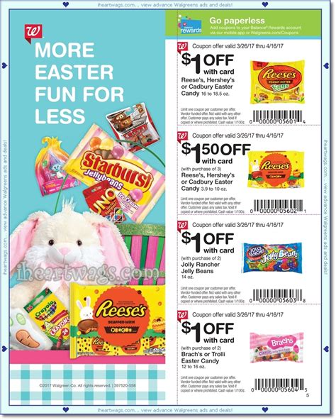 walgreens picture books i wags ad scans april 2017 coupon book 03 26 04 29