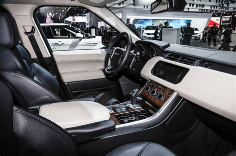 land rover range rover 2016 interior 2016 land rover range rover sport reviews and rating