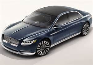 Car Covers Direct Lincoln Continental Set For A Comeback In 2016 Car