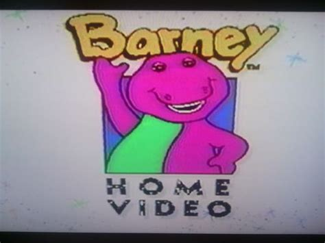 Barney And The Backyard Logo by Image Barney Home Logo Jpg Barney Wiki Wikia