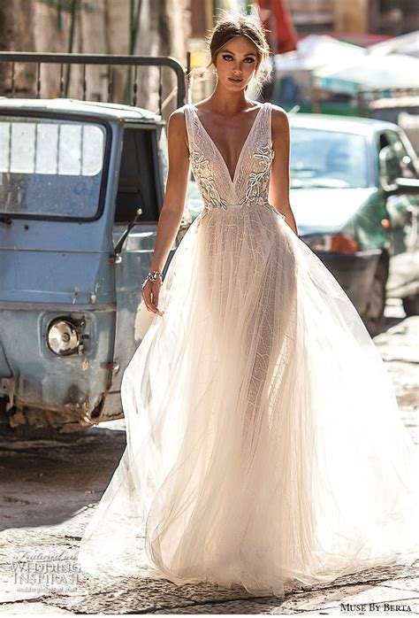 Muse by Berta 2018 Wedding Dresses ? Sicily Bridal