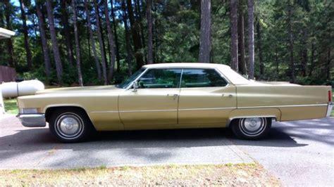 1970 Cadillac Sedan Value 1970 Cadillac Sedan For Sale Photos Technical