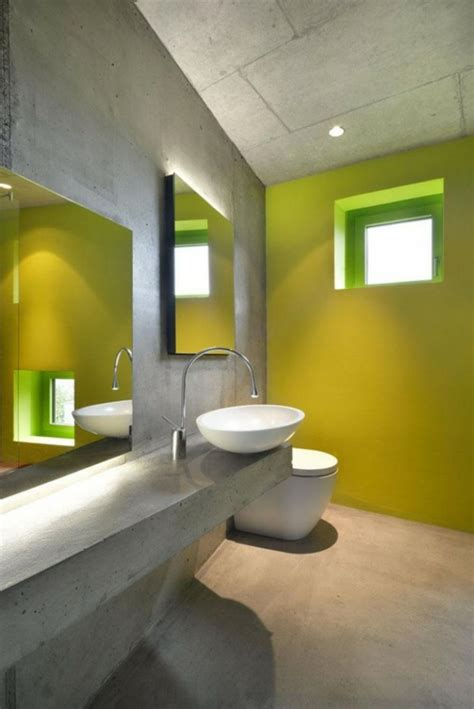Charmant Salle De Bain Couleur Vert D Eau #8: principale-salle-de-bain-design-beton-vert_0.jpg?itok=DnVuzbfB