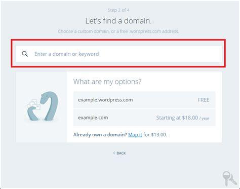 cara membuat blog gratis cepat dan mudah cara membuat blog gratis di wordpress com mudah dan cepat