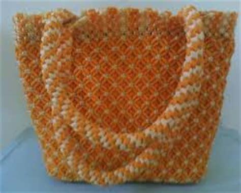 Contoh Tali Rami jenis jenis kerajinan tekstil dan gambarnya lengkap jasa