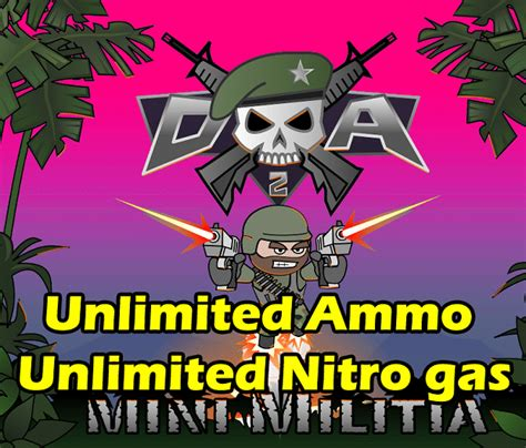 full version mini militia mini militia 4 0 36 mega mod pro pack one shot kill mod