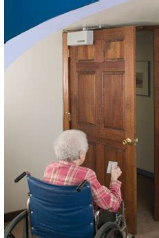 Automatic Front Door Opener Residential Automatic Door Opener Model 2300 Residential Handicap Door Opener Power Access