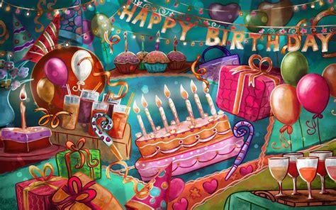 happy birthday digital design wallpaper new hd happy birthday greetings wishes high resolution hd 2013