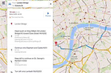 print driving directions on ipad google maps ipad review google overhauls its ios maps