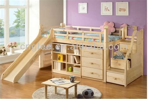 childrens bed with slide children wooden bed with slide buy children bed design