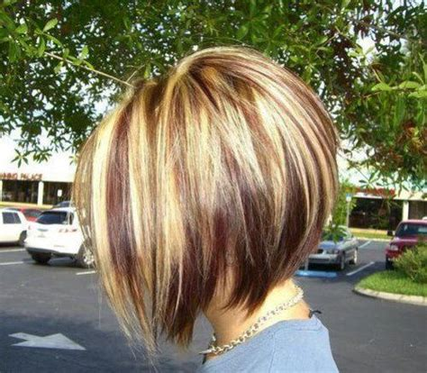 hairstyles showing the back of head 30 stacked a line bob haircuts you may like bobs two