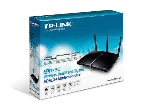 Tp Link Archer D7 Ac1750 Wireless Dual Band Gigabit Adsl2 Mode T30 tp link archer d7 ac1750 wireless dual band gigabit adsl2