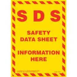 public works safety data sheets town of north yarmouth me