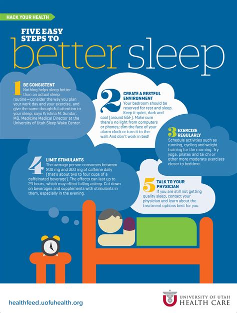 how to get to a better 5 steps to better sleep