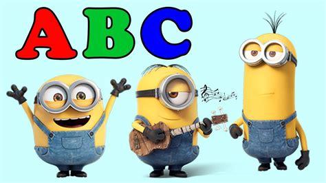 imagenes de minions en la escuela abecedario de los minions 3 canciones de ni 241 os 2015