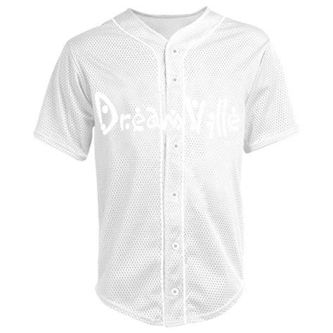 Kaoa Baju T Shirt Adults dreamville cole 85 button baseball jersey