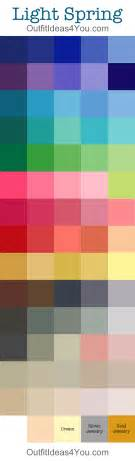 light summer color palette light color palette images