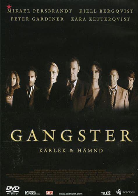 film bergenre gengster gangster dvd discshop se