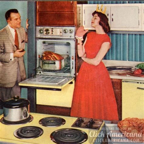 50s housewife how to be a perfect fifties housewife in the kitchen