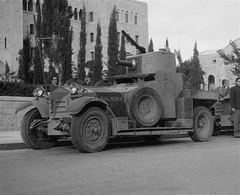 rolls royce mk armoured car pictures