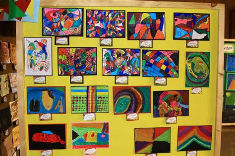 school painting primary school exhibition a success the ces post