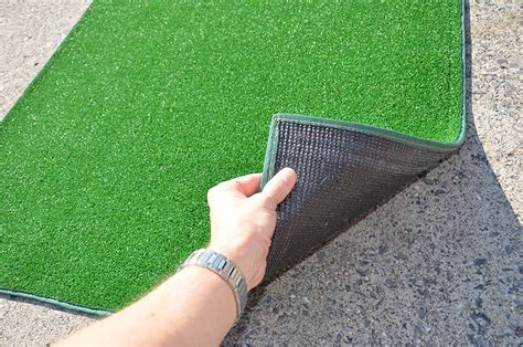 Artificial Turf Mat by Artificial Grass Mat Lawn Astroturf Look 6ft Offcut Turf Landscape