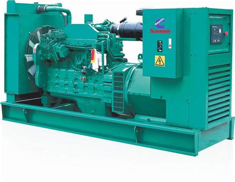 china saonon cummins generator set china generator set