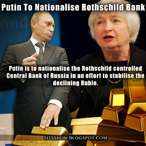 Central Meme - putin to nationalize rothschild central bank march 17th