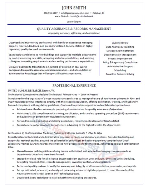 Sle Resume Of Professionals by Resume Of It Professional Ideas 28 Images Professional