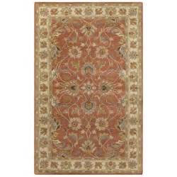 Burnt Orange Area Rug Surya Cae1124 Caesar Burnt Orange Area Rug Atg Stores