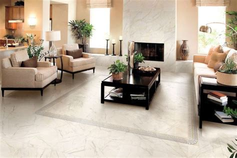 Tiled Living Room Floor Ideas 19 Tile Flooring Ideas For Living Room To Look Gorgeous