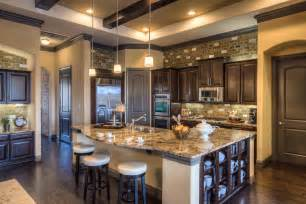Kitchen Design For Home Ashton Woods Model Home Sweetwater