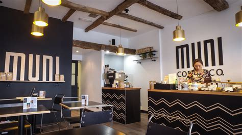 Coffee Shop Design London | muni cafe interior design coffee shop design cafe design