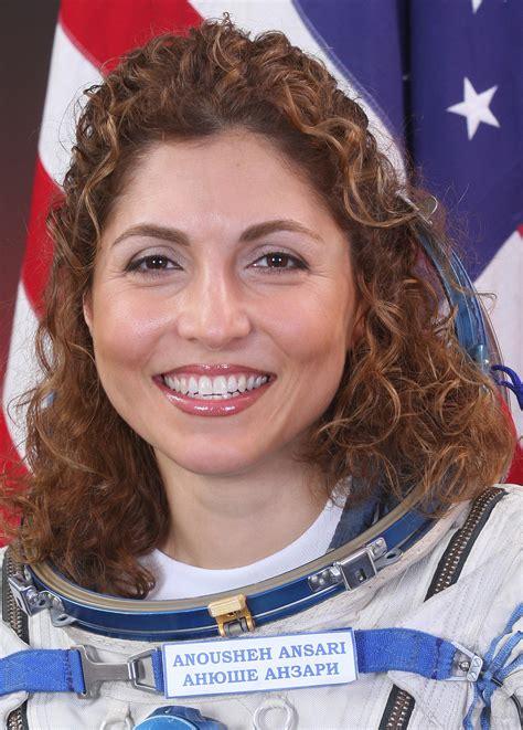 Astronaut Biography: Anousheh Ansari
