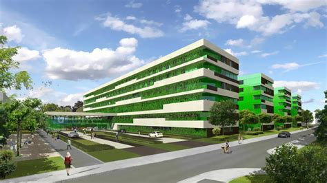 House Architecture Design Online by Next Trend In Passive House Design Passive Hospitals