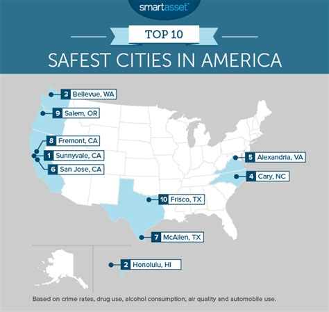 prettiest towns in america best cities in us 28 images us cities uber safe
