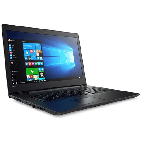 Notebook Lenovo 3 Lenovo 17 3 Quot Ideapad 110 Notebook 80um0033us B H Photo