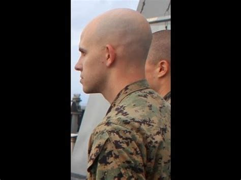 yourube marine corp hair ut friends don t let friends have hair usmc recruit boot