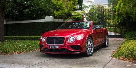 100 White Bentley Convertible Red Interior