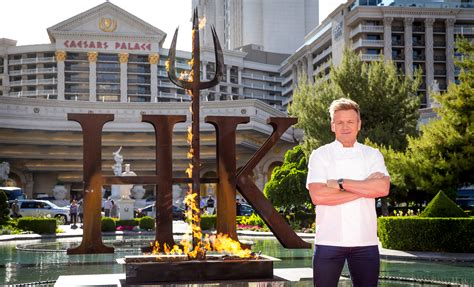 Hells Kitchen by The World S Hell S Kitchen Restaurant At Caesars