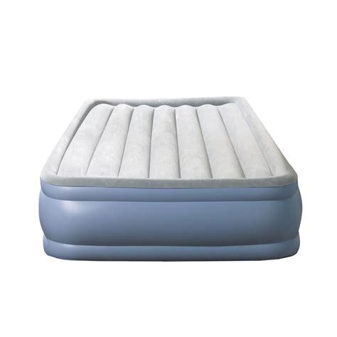 simmons beautyrest full size    loft raised air bed