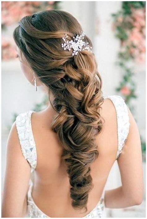 bridal hairstyles hair down bridal hairstyles long hair down