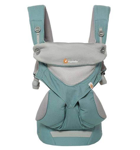 Ergo Baby 360 Carrier ergobaby 360 carrier cool air icy mint babymaxi