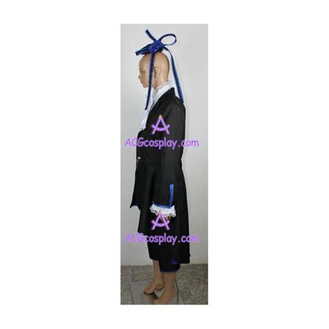 Costume Kuroshitsuji Ciel kuroshitsuji ciel phantomhive black costume