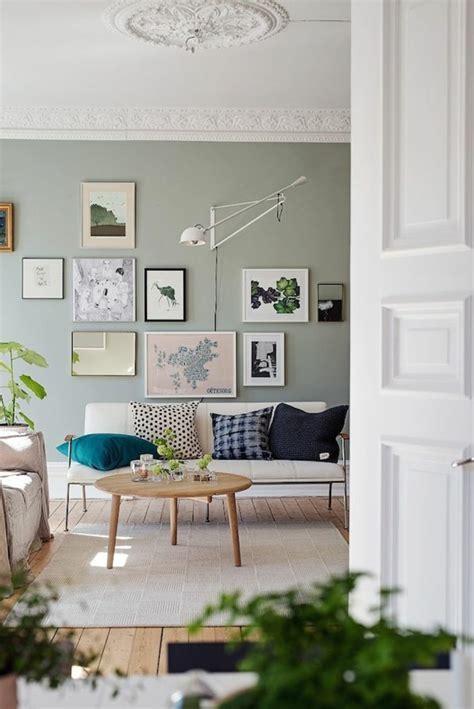 wohnidee wohnzimmer richten sie ihr wohnzimmer in gr 252 n ein - Wohnzimmer Skandinavischer Stil