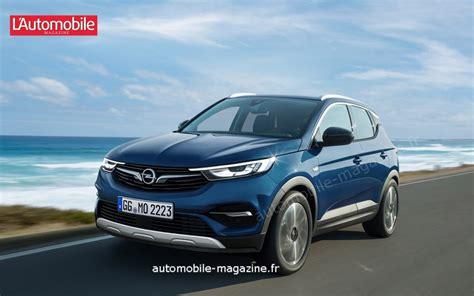 Nuevo Opel Mokka X 2020 by Opel Mokka X Ii 2020 Topic Officiel Mokka Opel