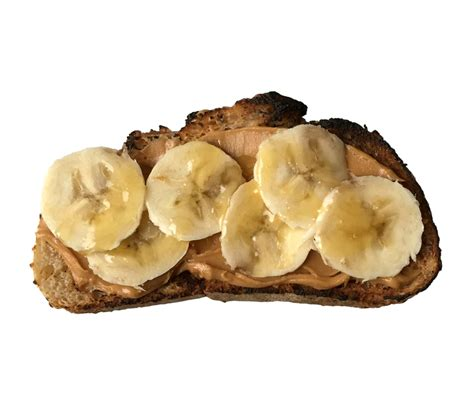 Krimu Banana Toast Almond spicy almond butter and banana toast 10 inventive delicious ways to dress up a plain of