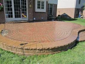 Patio Paver Blocks Brick Pavers Canton Plymouth Northville Novi Michigan Repair Cleaning Sealing
