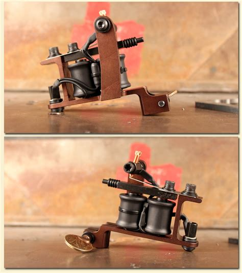 iron horse tattoo machine seth ciferri light weight wiener liner east
