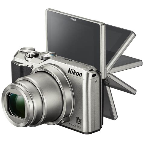 nikon coolpix  mp digital camera wifi  optical